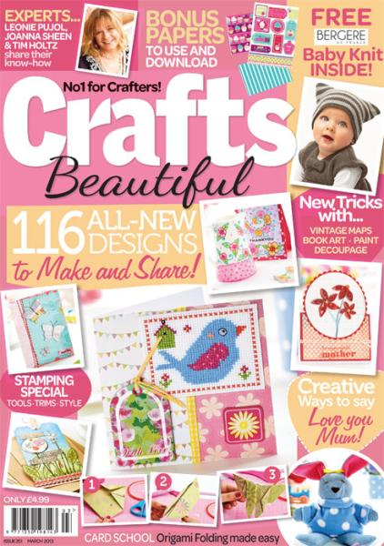 Crafts Beautiful magazine subscription