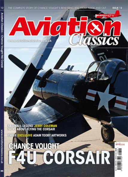 Aviation Classics - F-4U Corsair at Unique Magazines