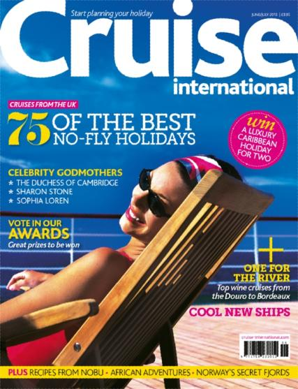 Cruise International magazine subscription