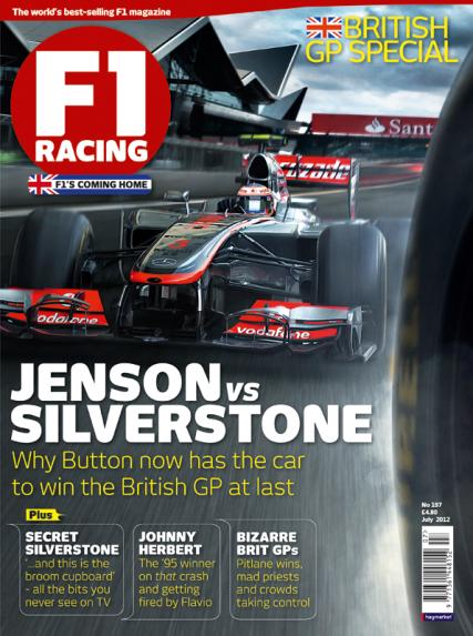 F1 Racing magazine subscription