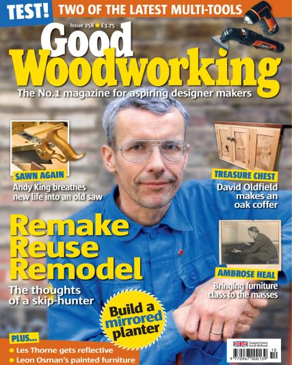 Woodworking Magazine Subscriptions | Woodworker Plans