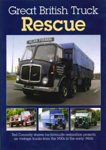 Great British Truck Rescue at Unique Magazines