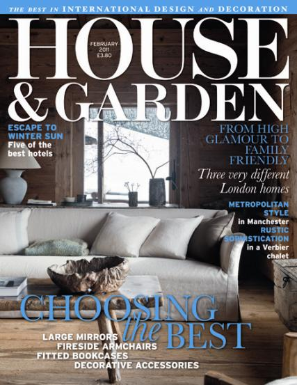 house and garden magazine exclusive house garden