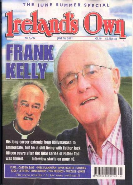 Ireland's Own: cover