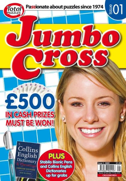 Jumbo Cross magazine subscription