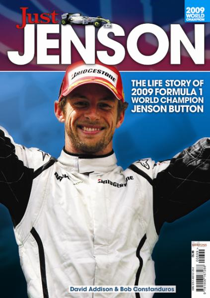 Just Jenson at Unique Magazines