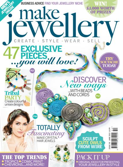 Make Jewellery magazine subscription