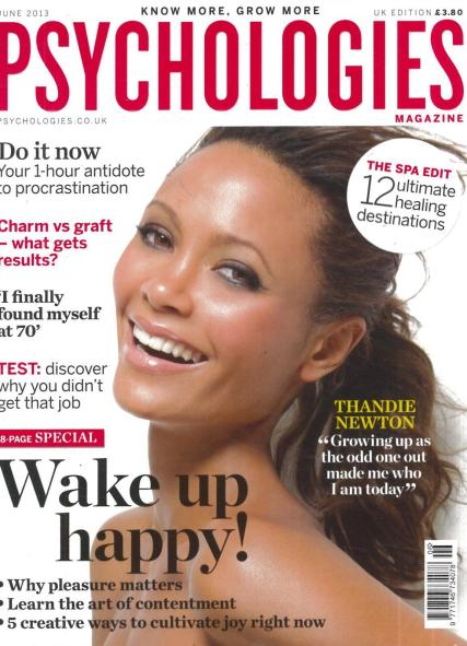 Psychologies Travel Edition magazine subscription