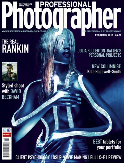 Professional Photographer magazine subscription