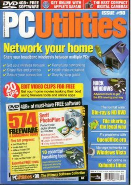 Pc Utilities magazine subscription