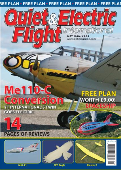 Quiet and Electric Flight magazine subscription