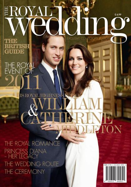 Royal Britain Presents The Royal Wedding Part 1 at Unique Magazines
