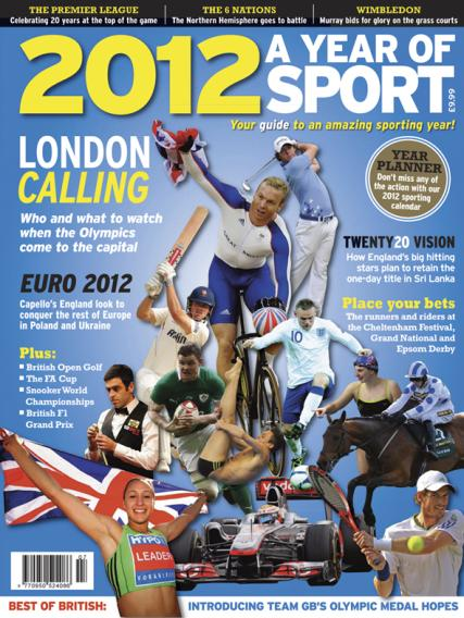 2012 A Year of Sport at Unique Magazines