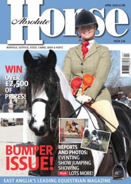 Absolute Horse magazine subscription