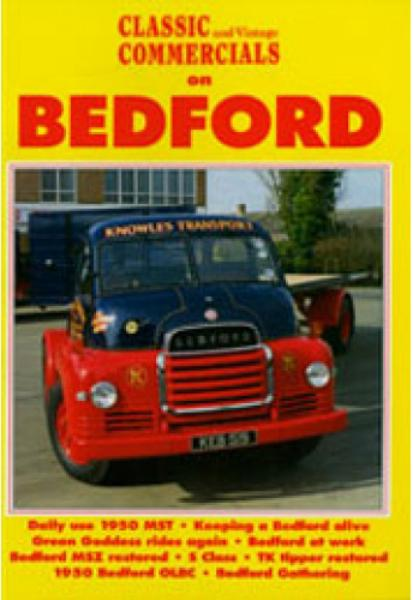 Bedford at Unique Magazines