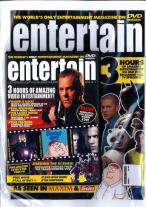 Entertain magazine subscription