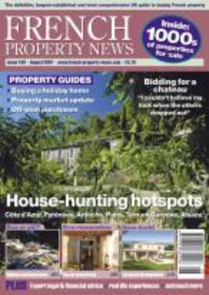 French Property News (International) magazine subscription