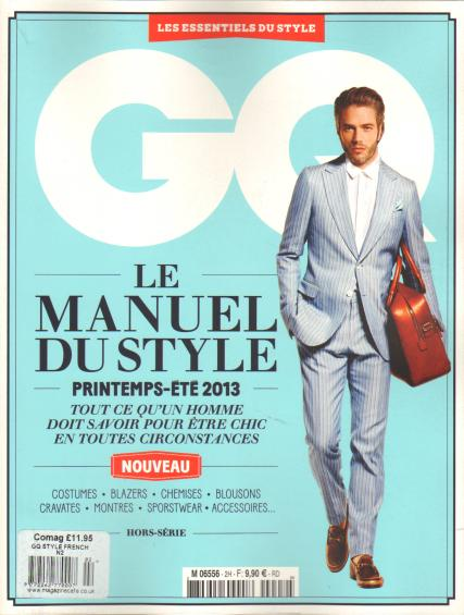 Gq Style French Magazine Subscription Buy At