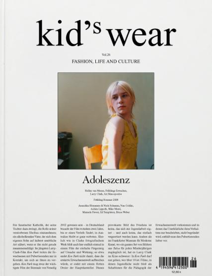 Kid's Wear magazine subscription