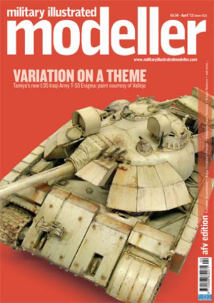 Military Illustrator Modeller - AFV Edition magazine subscription